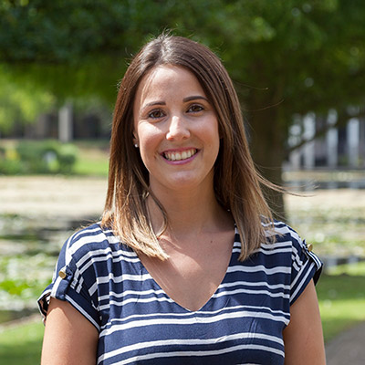 Amy Coles, Park Manager