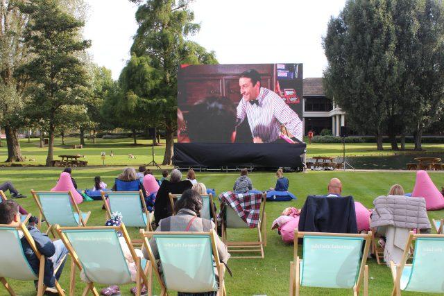 Arlington Outdoor Cinema (2)
