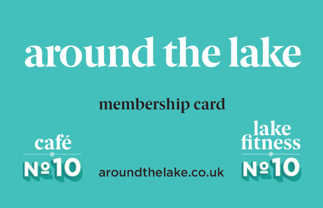Around The Lake Membership Card
